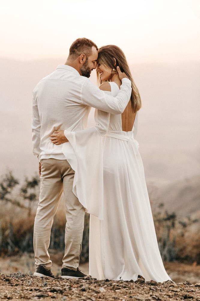Mannen og kvinnen har helt forskjellige forhold til håret