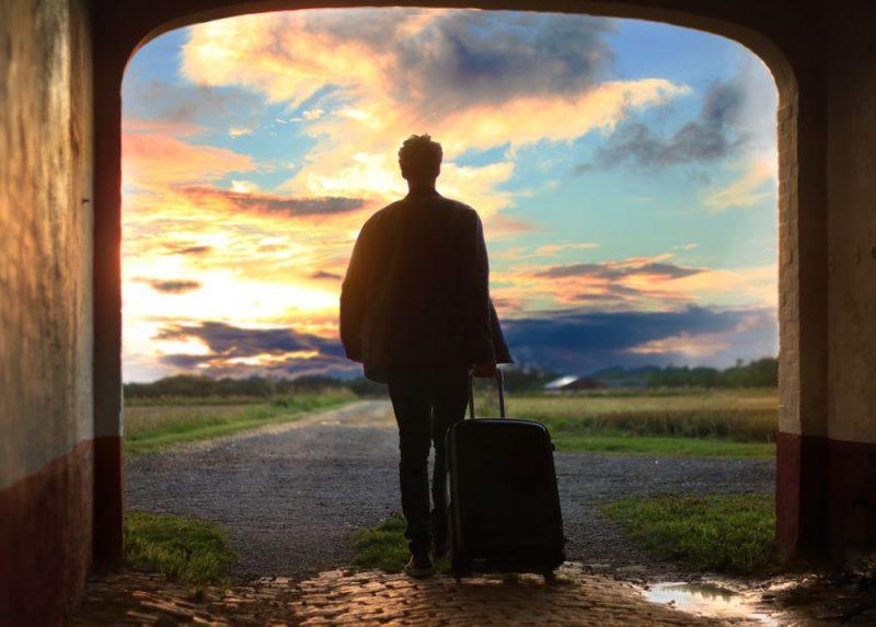 Transport av flyttegods til utlandet